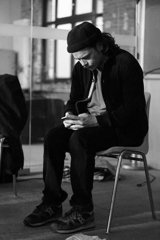 Daniel Stern Screenwriter on Set.jpg
