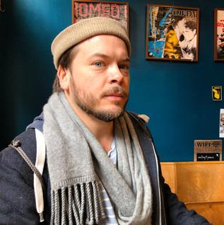 Daniel Stern Curcuma Cafe