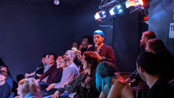 Daniel Stern in the Crowd
