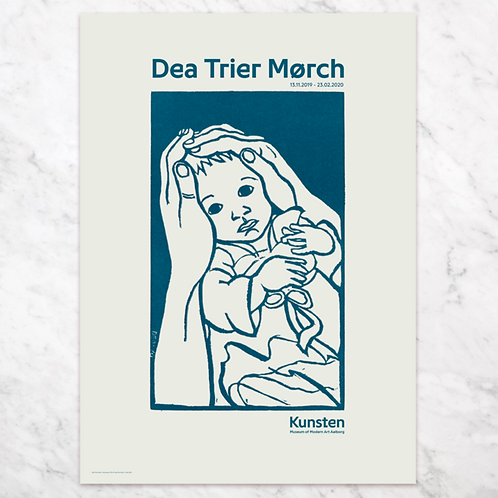 Dea Trier Mørch - Winter Child Poster