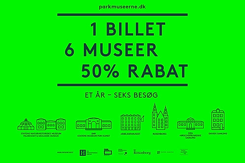 Park Museums Pass