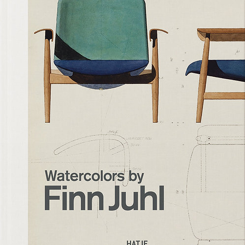 Watercolors by Finn Juhl Book