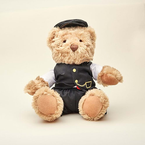 Railway Teddy Bear