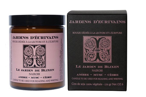Le Jardin De Blixen Scented Candle