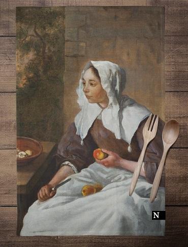 Tea Towel - Nivaagaard