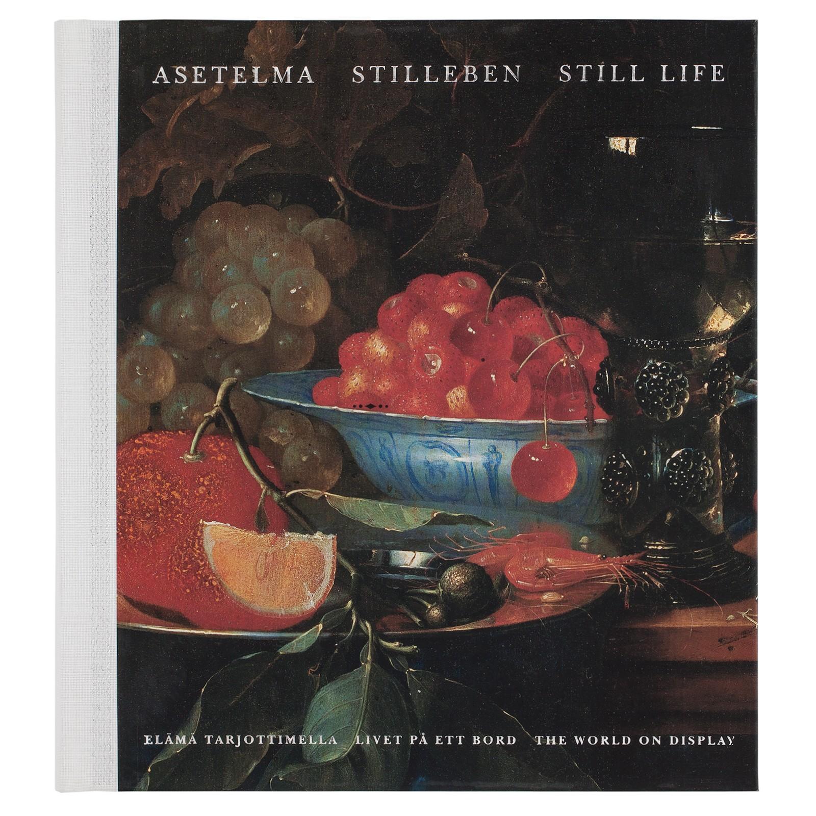 Still Life Book - Sinebrychoff Gallery