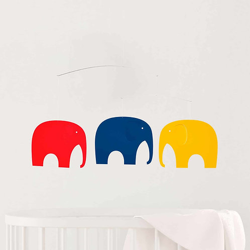 Flensted Elephant Mobile