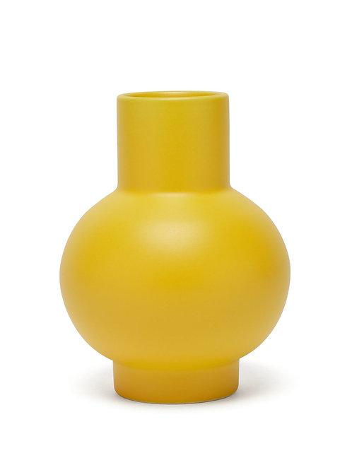 Raawii Strøm Yellow Vase