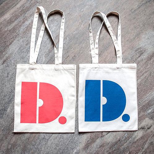 Design Museum Logo Tote Bag