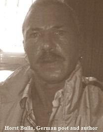Photo Horst Bulla German Poet and Author