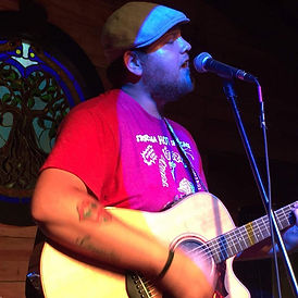 Tyler Warden live at The Burl in Lexington, KY