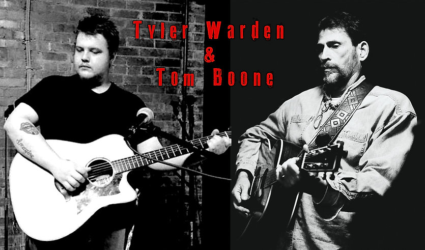 Tyler Warden and Tom Boone