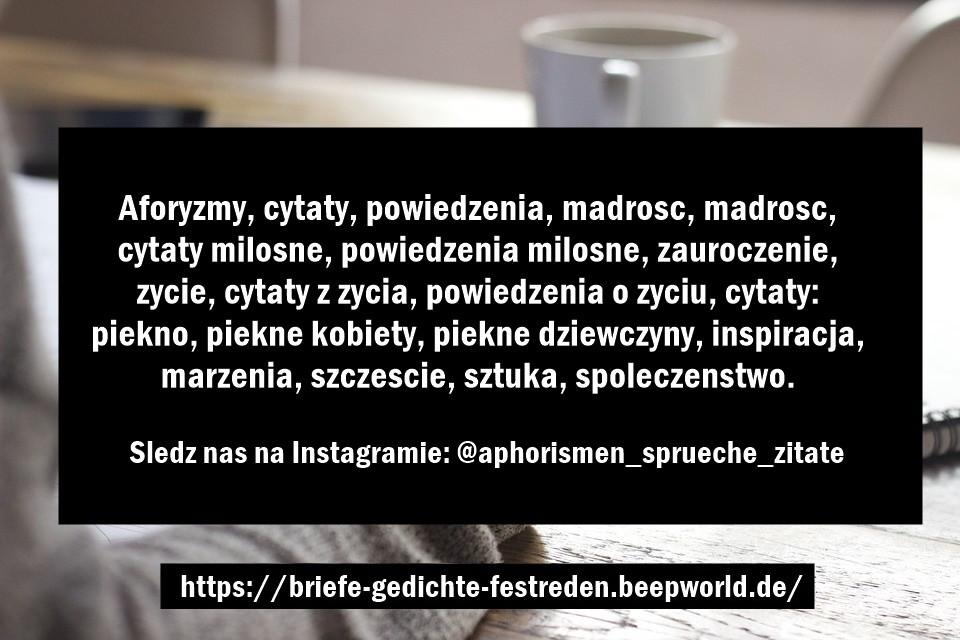 Aforyzmy_cytują_powiedzenia_wiersze_-_poeta_Horst_Bulla_i_autor_-_polski