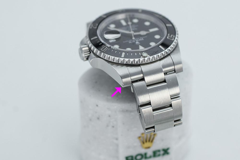 Rolex 116610LN 904L Repair Rolliworks