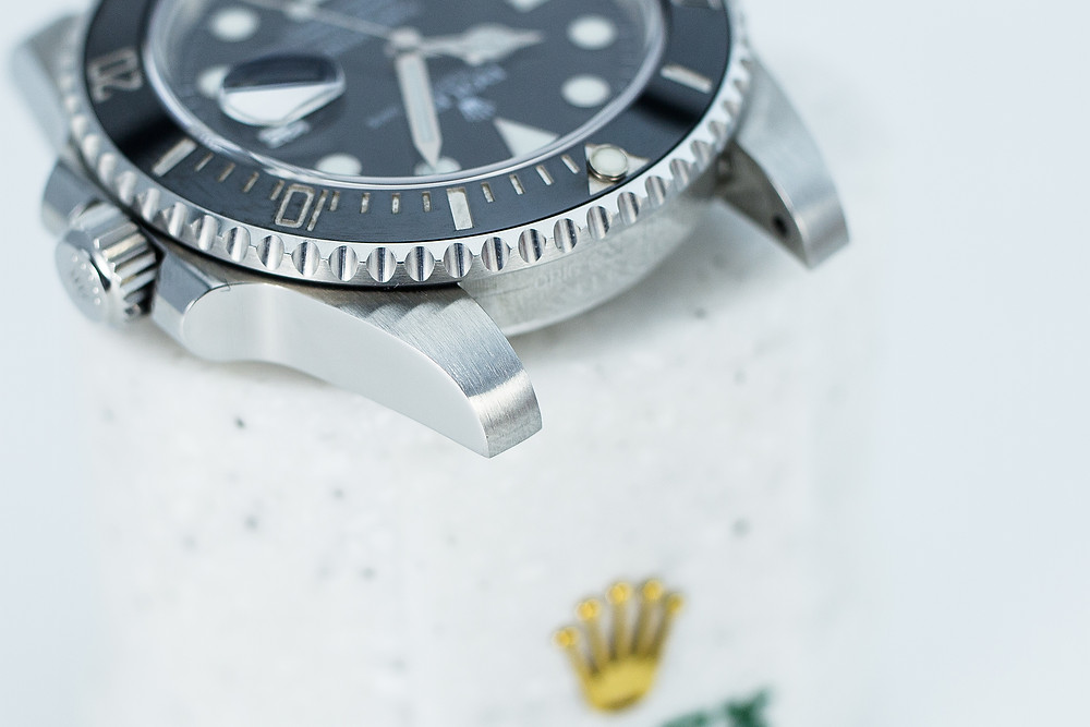 Repair of 904L Stainless Steel Rolex Submariner Rolliworks