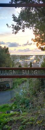Village de Mortagne sur Gironde