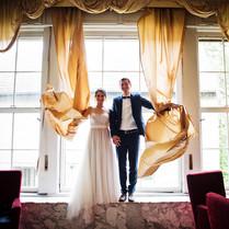 Freie Trauung mit zweitägigem Hochzeitsfest auf Schloss Beesenstadt