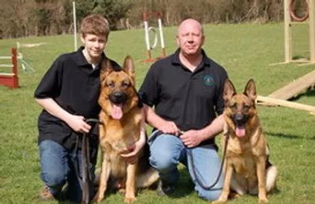 Richard Adam Dog Training