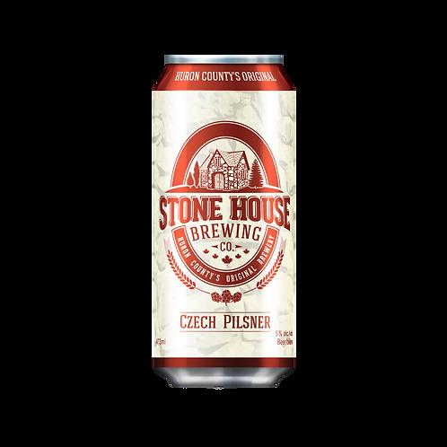 Stone House - Czech Pilsner