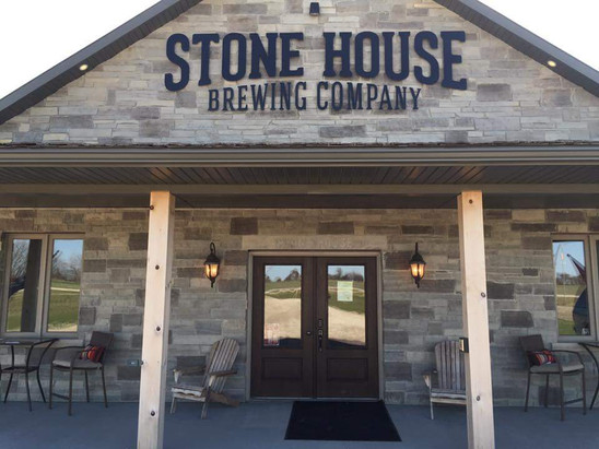 Stone House Front Doors