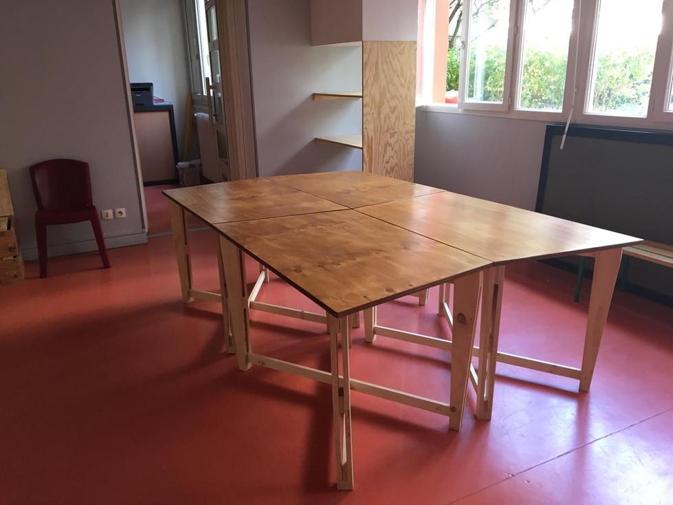 Table(s) de réunion