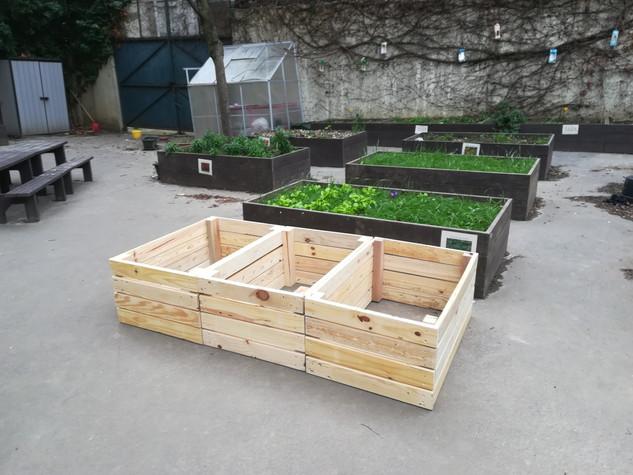 Bacs à jardiner