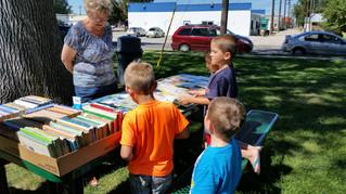 Summer Reading-Building a Better World