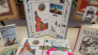 """Idaho Trivia"" game being added to checkout."