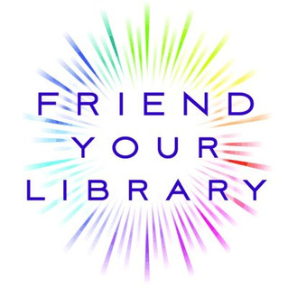 National Friends of the Library Week Oct 15-21!