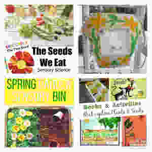 Nothing to do over Spring break?  Come in and grow with us as we explore & learn the science of plants, dirt & seeds with our Master Gardener guest.