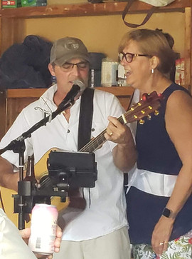 Harley Taylor performs for Pam Shears Delaware, Ohio Retirement party 2019