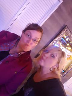 Diane & Andi at the Horizon Marysville 2018