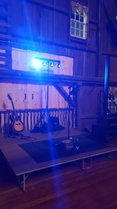 Harley Taylor performs at the Loft
