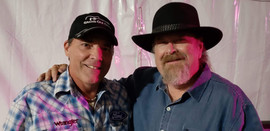 John Schwab & Harley Taylor both are performing at the  Delaware, Ohio Fair 2018