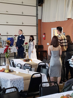 Harley Taylor performs at Dalton Union Winery for the Shirley wedding 2019
