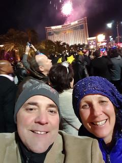 Harley Taylor and Julie Chutes Vegas tour 2018
