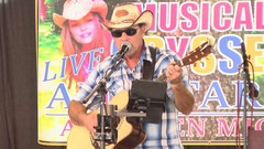 Harley Taylor performs at the Union County Ribfest courtesy of Charlie Bacall Musical Odessey
