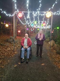 Holiday Lights at Garvan Gardens