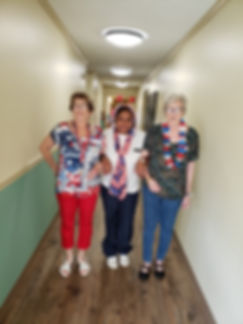 Our residents know how to have fun