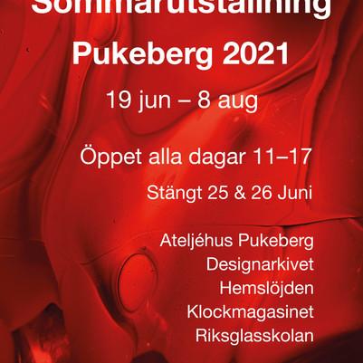 SOMMARUTSTÄLLNING PUKEBERG 2021.