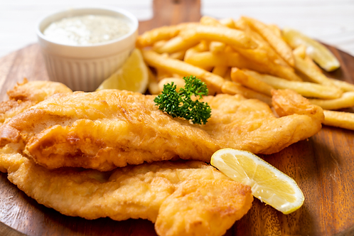 Cod Fillet - Britain's Number One Choice