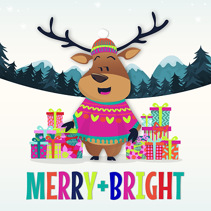 Merry+Bright Marketing Set