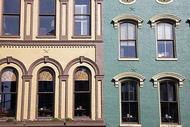 Historic buildings in Lexington, Kentuck