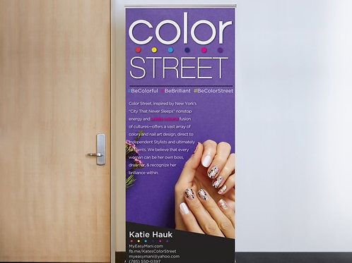 Introduction - Retractable Banner
