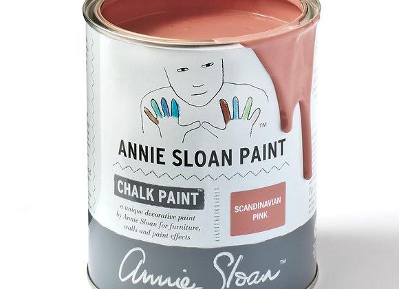 Scandanavian Pink Chalk Paint®