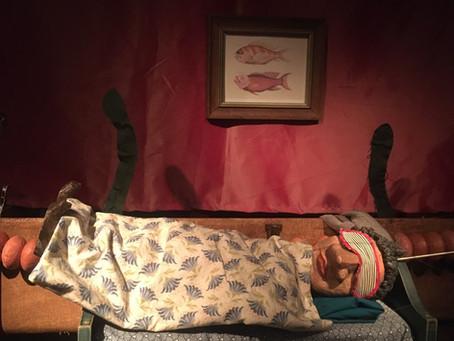 Sleep lazy fisherman!