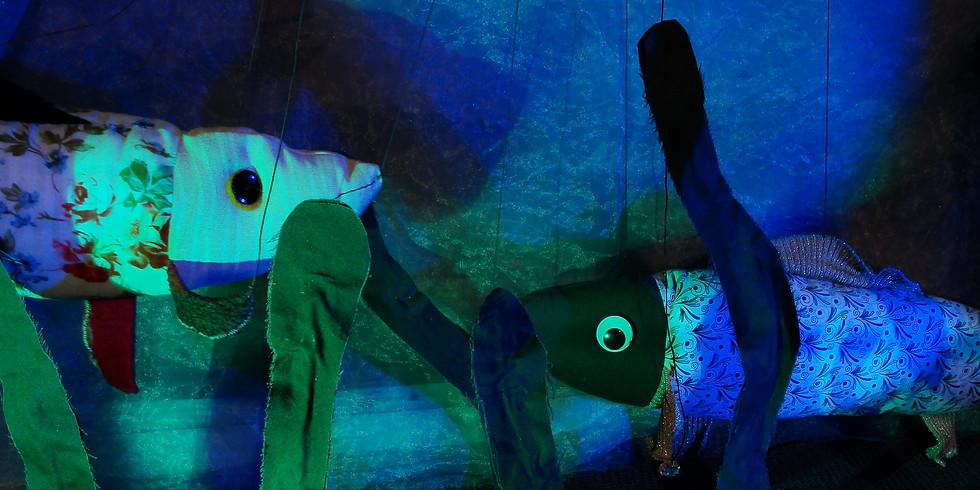 Die Drei Fische - Puppentheater Museum Berlin - 13 Feb (1)
