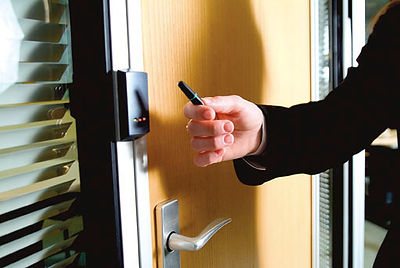 door entry, proximity entry system and door release