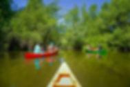 Prodaja kanua i veslanje kanu, Novi Sad