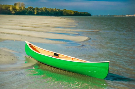 Zeleni kanu